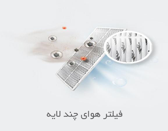 فیلتر کولر گازی بوش